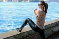 II Hannah / fashionablefit II | fitness inspiration motivation fitspiration health yoga pilates womenswear fashion gymgear sportswear sports wear gym gear athletic | Fashionable Bayse Activewear essentials and Athleisure basics
