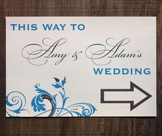 Wedding Reception Signs, wedding posters, weddng by invitations by ajalon
