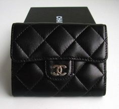 CHANEL wallet C1503