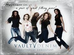 Vault Denim - designer and fashion denim RaeJeanVaultDenim.com or www.facebook.com/raejean.vaultdenim