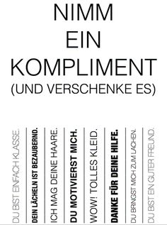 """""""Jeden Tag eine gute Tat."""" schlägt das Team von karrierebibel.de vor und bietet den folgenden Aushang an :-) (auch """"zum Ausdrucken und ins Büro hängen"""" als pdf-Datei unter:"""