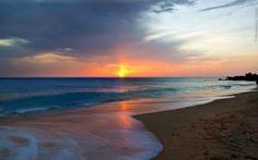 DAWN, Andalusischen, Sonne, Meer, Strand