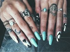 I like everything about this besides the nails bc they're really way too long