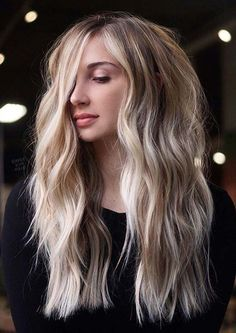 54 Unique Hair Color Ideas For Brunettes - Fashion Lady Style Girl Hair Colors, Hair Color Purple, Unique Hairstyles, Girl Hairstyles, Cool Haircuts For Girls, Hair Colour Design, Textured Haircut, Hair Junkie, Different Hair Colors