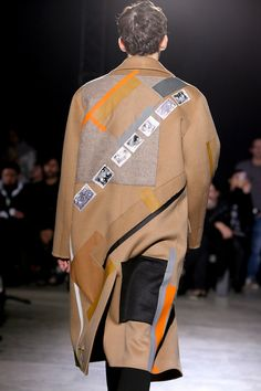 Raf Simons | Fall 2014 Menswear Collection | Style.com