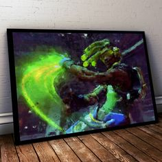 Overwatch Poster. Overwatch Lucio Painting Print. #painting #art #desting #ziggystardust #game #dustedpixels #destiny #titanfall #overwatch #video