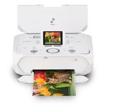 Canon Pixma Mini320 Compact Photo Inkjet Printer (2172B002), 2015 Amazon Top Rated Printers & Scanners #CE
