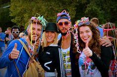 Sziget 2014 - Szerpentin party