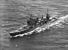 USS Astoria (CL/CA-34) was the lead ship of the Astoria-class of heavy cruisers (later renamed the New Orleans-class) of the United States Navy that participated in both the Battle of the Coral Sea and the Battle of Midway, but was sunk in August 1942, at the Battle of Savo Island.