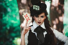 Mad Hatter Photo Shoot