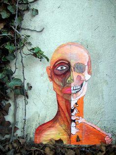 Street Art by Cake
