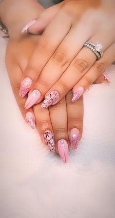 Acryl Nails, Beauty Nails, Make Up, Nail Studio, Makeup, Maquiagem, Pretty Nails