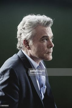 Actor <a gi-track='captionPersonalityLinkClicked' href=/galleries/search?phrase=Ray+Liotta&family=editorial&specificpeople=211136 ng-click='$event.stopPropagation()'>Ray Liotta</a> is photographed for Self Assignment on September 9, 2014 in Deauville at Villa Cartier, France.