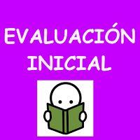 CARPETA DEL MAESTRO: EVALUACIÓN INICIAL PARA SEGUNDO CURSO DE EDUCACIÓN...