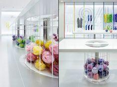 24 Issey Miyake store by Moment Design, Hakata store design