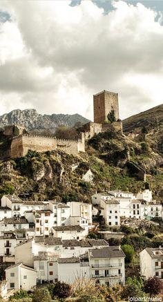 Castillo de la Yedra, Jaén.
