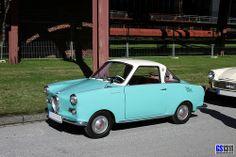 1968 Goggomobil TS Coupe