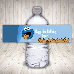 Monster Birthday Invitations, 1st Birthday Party Themes, Baby Birthday, Monster 1st Birthdays, First Birthdays, Monster Baby Showers, Snoopy Birthday, Cookie Monster Party, Water Party