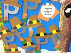 Pilgrim Pumpkin Patch