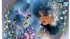 fairies n butterflies
