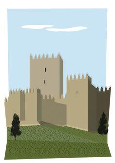 Castelo de Guimarães | Guimarães Castle - Portugal