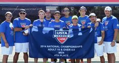 2014 USTA Florida 18 & Over 4.0 4th Place at the USTA National League Championships