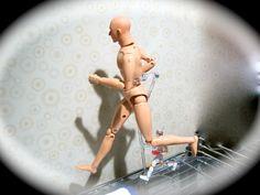 身体を浮かすことが可能になった+姿勢が安定するようになった…。これで表現に幅が出る