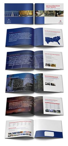 Brochure for Service Company of Distributed Power Systems by Fayyaz_56