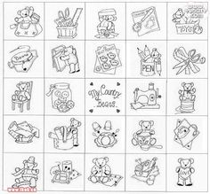 Free Pdf Download Of Nursery Rhyme Designs Suitable For