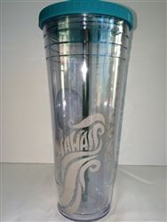 Exclusive Hawaii Starbucks Mugs, Cups, Tumblers, Collectibles Starbucks Water Bottle, Starbucks Venti, Coffee Tumbler, Cold Drinks, Pint Glass, Hawaii, Tumblers, Cups, Tableware
