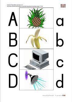1000 images about anlautbilder on pinterest alphabet