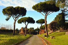 Walking along the ancient Via Appia Antica south of Rome is a really cool thing to do [1024 x 685][OC]