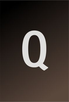 Star Trek Logo Q Flat Design