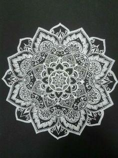 mandala flower power