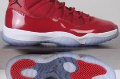 http://SneakersCartel.com Our Latest Look At The Air Jordan 11 Gym Red #sneakers #shoes #kicks #jordan #lebron #nba #nike #adidas #reebok #airjordan #sneakerhead #fashion #sneakerscartel
