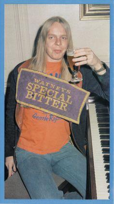 Rick Wakeman Love Now, My Love, Yes Music, Rick Wakeman, Yes Band, Music Pics, Rock Groups, Progressive Rock, Concert Posters
