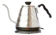 Hario - V60 Coffee Drip Electric Power Kettle Buono - Elektrisk Vattenkokare