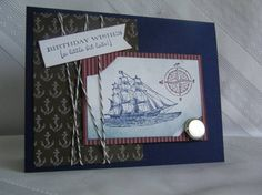 DTGD Belated Birthday Card by berlycece - Cards and Paper Crafts at Splitcoaststampers