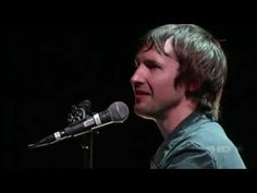 james blunt live.. goodbye my lover...I have no idea why I used to cover this at my shows.