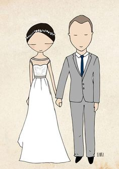 Couples illustration image 24