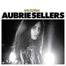 New City Blues by Aubrie Sellers (Audio CD) FREE SHIPPING BRAND NEW