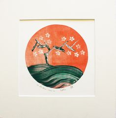 Rain Tree Printmaking: Rain Tree Printmaking en París