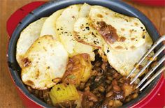 Simon Rimmer's vegan Lancashire hot-pot recipe - goodtoknow