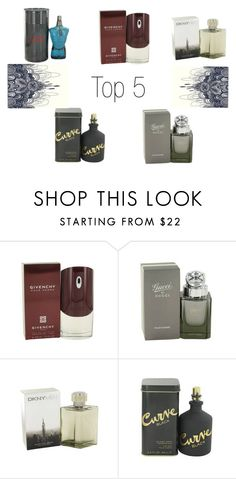 """""""Top 5 Men's Fragrances"""" by the-walking-threads on Polyvore featuring MELIN, men's fashion and menswear"""