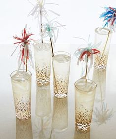 The Summer Sparkler - 4th of July Party Ideas - Photos