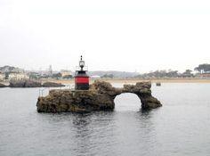 Faro de Peña Horadada. Santander / Cantabria / Spain