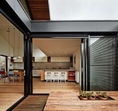 Delightful Family Home in New Zealand Celebrating Healthy Living: M House