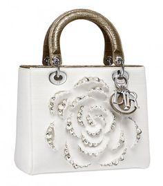 Dior - Lady Dior Handbag #GOWS #platinumlist #weddingstyle #graceormonde #luxuryweddings