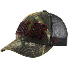 ba939502 NCAA Zephyr Florida State Seminoles (FSU) Mossy Oak Camo Decoy Adjustable  Hat Zepher Graf-X. $21.95