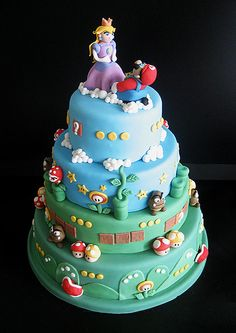 Cool & Crazy Geektastic Cakes! - Mindhut - SparkNotes